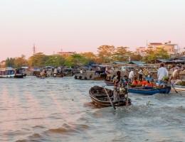 Postales del Delta Mekong