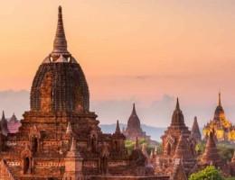 Malasia, Myanmar y Thailandia