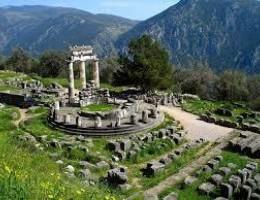 Atenas y Delfos con Meteora