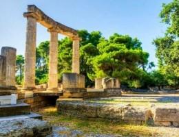 Atenas y Circuito Clásico Argolida y Olimpia